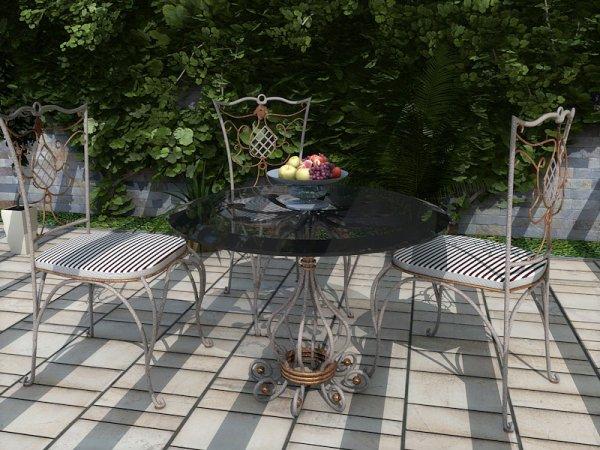 Jardin Andalous