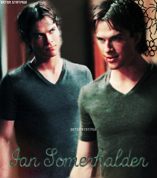 _____Article  : Damon Salvatore_______________________________________________________By Orton Satique______