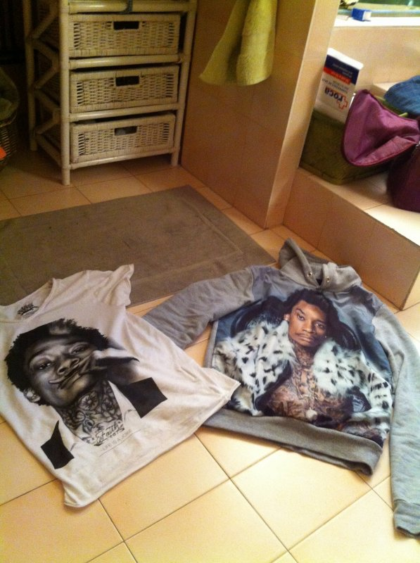WIZ en Rich  apparel