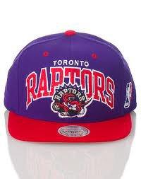 la casquette NBA des raptors (toronto)