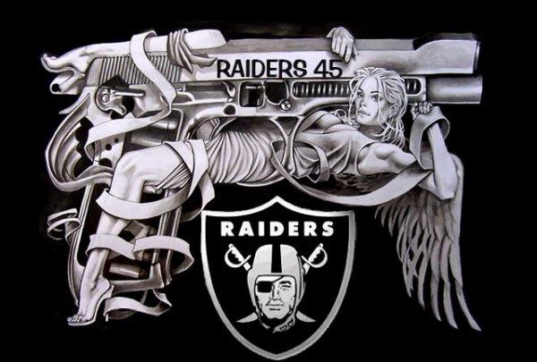 les raiders