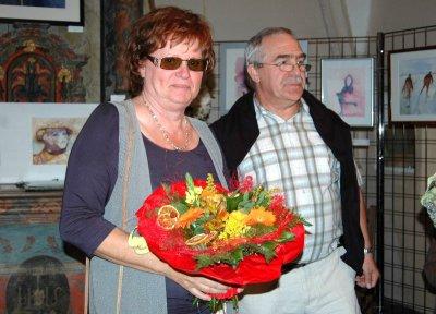 Anne-Marie Lepage et Lottert