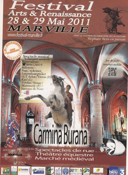 Marville ambiance ce week-end