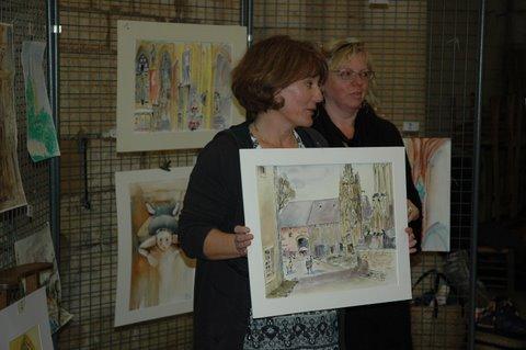 Avioth 2011 - rueozarts-Premier Prix Sonia ZEIMET de Luxembourg
