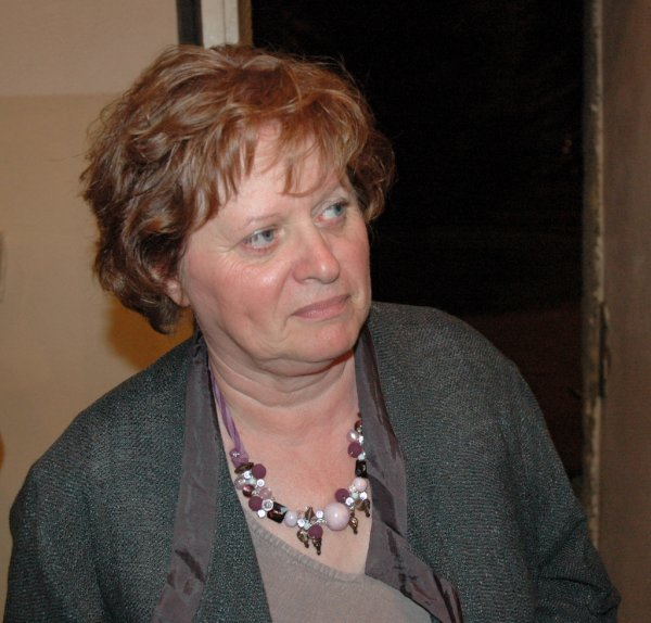 Exposition d'Anne-Marie Lepage à L'Espace Wallonie à Arlon