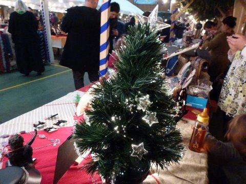 Marché de Noël à Bellefontaine
