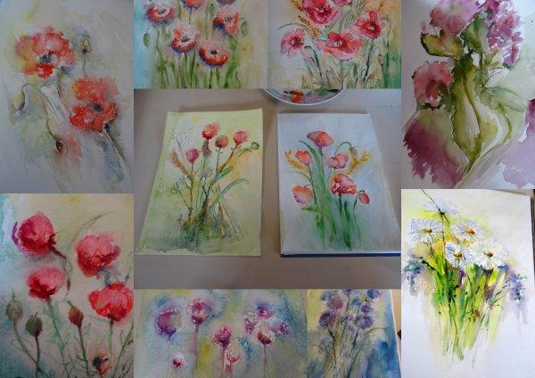 Peinture vagabonde
