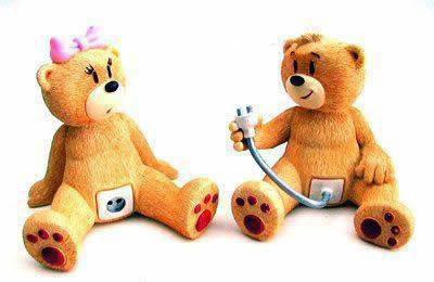 Deux oursons (L)