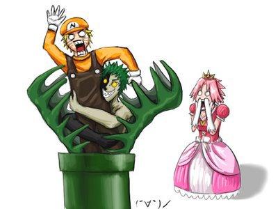 "Mario version naruto ""."""