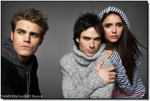 → 4 shoot about the trio for Rolling Stones !