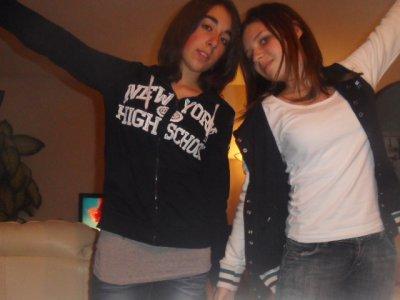 Plus qu'une amie ... une soeur ! :D (L)