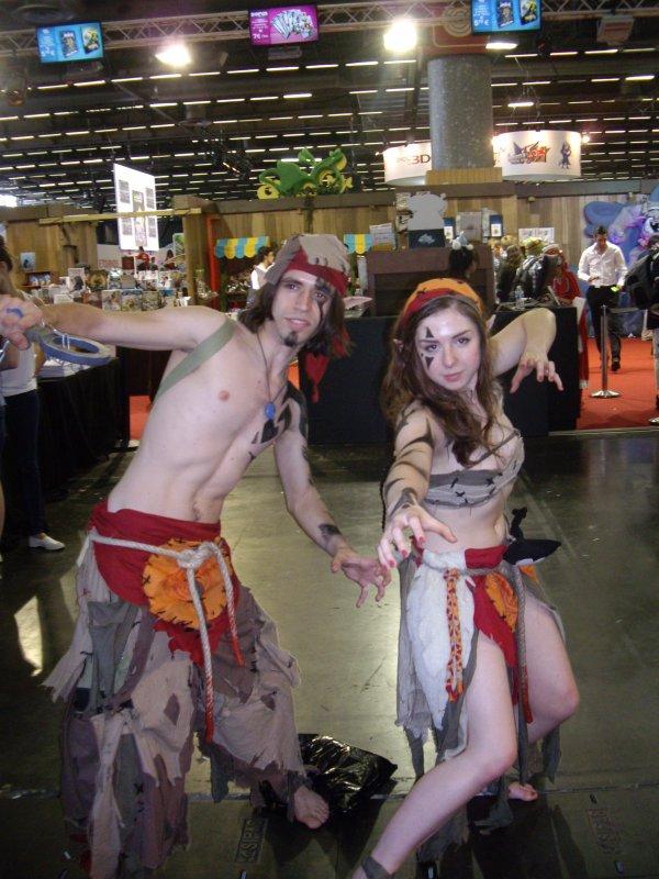 Dofuxia à la Japan Expo ! ( Partie 1 )