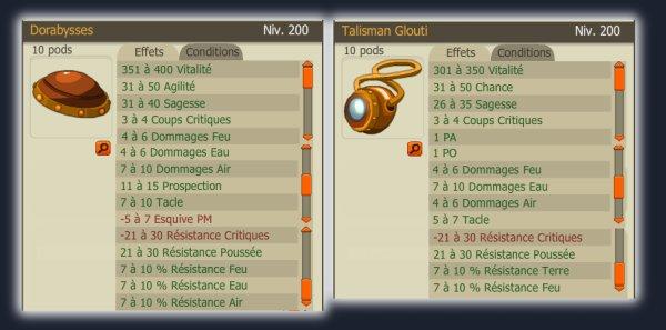 Nouveaux items ( maj 2.16 / Merkator )