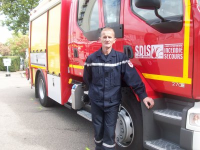 mon pompier adorée