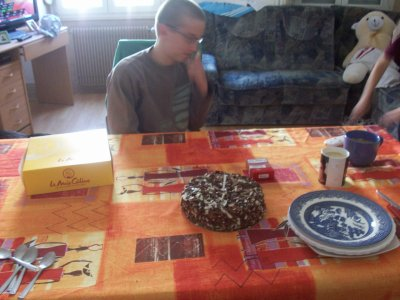 dylan  a son anniversaire