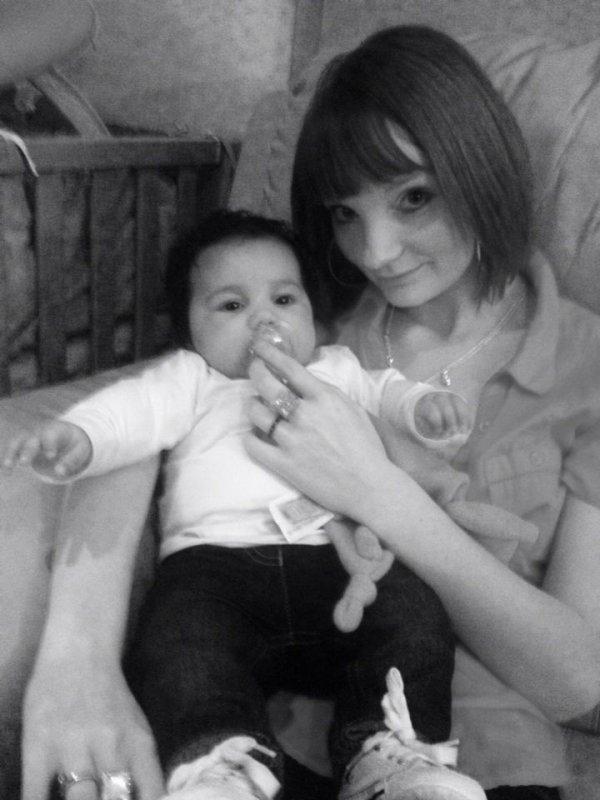 Ma Filleule Maëlia, Mon Amour, Ma princesse ! Je t'aime <3