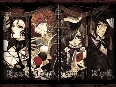 Kuroshitsuji/ Black Butler