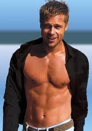 Brad Pitt :D <3