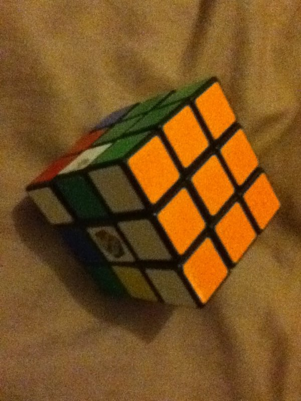 Le rumix-cube.