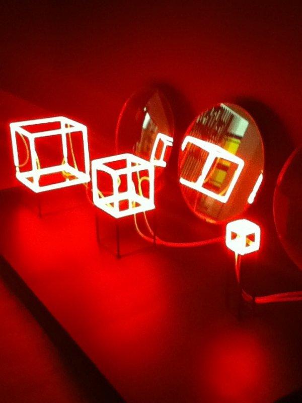 J'adore c'est cube de lumière