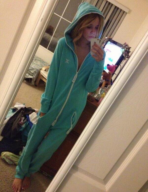 Ce soir pijama complet :3