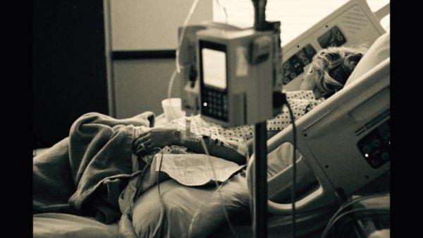 Je te soutien ma jumelles jusqu'à l'hôpital ! Je t'aime Ophélie!