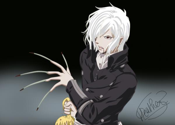Un Oni (concours de dessin n° 1)