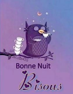 ~~(☼♥☼)~~ BONNE NUIT - DOUX RÊVES - BISOUS ~~(☼♥☼)~~