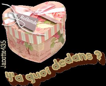 POUR TOI ROLLANDE ... et pour tou(te)s les GOURMAND(E)S ***