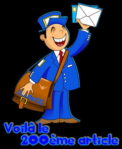 (^v^) 200ème ARTICLE (^v^) MERCI pour vos VISITES vos KIFF vos COMM MERCI (^v^) BON DIMANCHE