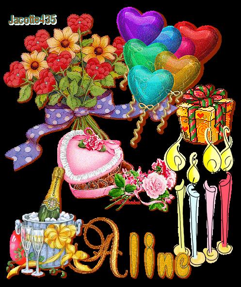 ~♥~ (^v^) ~♥~ 30 OCTOBRE ~♥~ BON ANNIVERSAIRE ALINE ~♥~ (^v^) ~♥~