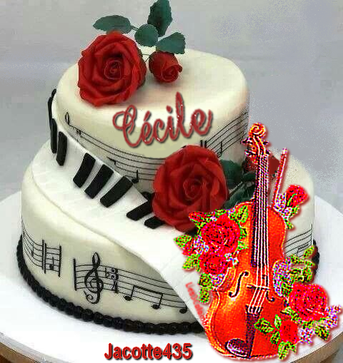 ~♥~ 22 NOVEMBRE ~♥~ BONNE FÊTE ~♥~ CÉCILE ~♥~ PATRONNE des MUSICIENS ~♥~ (^v^) ~♥~ BONNE FÊTE aux CÉCILIA, CÉLIA, SISSI, SISSY, SYSY ~♥~ (^v^)