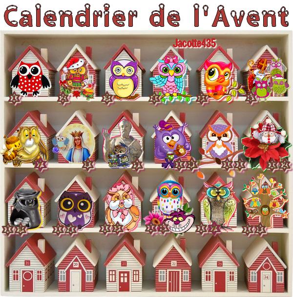 ~♥~(☼♥☼)~♥~ 18 DÉCEMBRE (☼♥☼)~♥~ CALENDRIER DE L'AVENT ~♥~ J - 07 ~♥~(☼♥☼)~♥~ ~♥~(^v^) SAINT GATIEN (^v^)~♥~