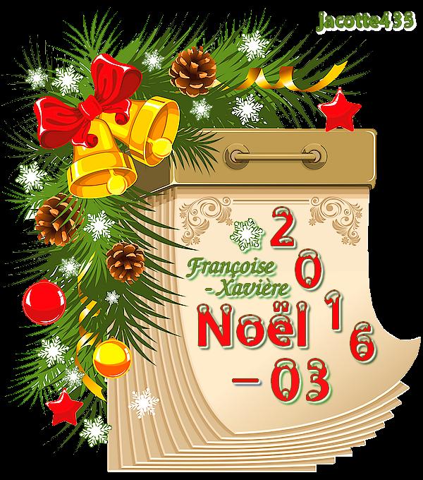 ~♥~(☼♥☼)~♥~ 22 DÉCEMBRE (☼♥☼)~♥~ CALENDRIER DE L'AVENT ~♥~ J - 03 ~♥~(☼♥☼)~♥~ ~♥~(^v^) SAINTE FRANCOISE XAVIERE (^v^)~♥~