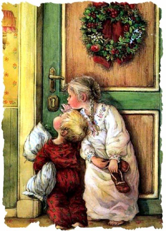 ~♥~(☼♥☼)~♥~ 25 DÉCEMBRE ~♥~ C'EST ~♥~ NOËL ~♥~ JOYEUX NOËL à tous les ENFANTS Petits ou Grands ~♥~(☼♥☼)~♥~