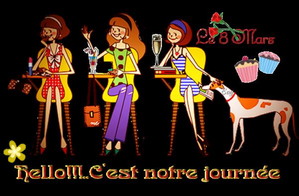 ~♥~ ♫ ☼ ♫ 8 MARS ♫ ☼ ♫ JOURNÉE INTERNATIONALE de la FEMME ♫ ☼ ♫ ~♥~