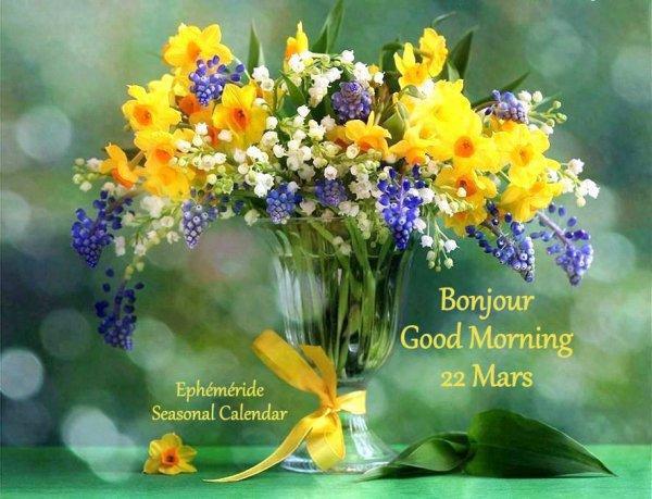 ~(☼♥☼)~ ♫ ☼ 22 MARS ☼ ♫ 48 ANS ♫ ☼ ♫ ANNIVERSAIRE de MARIAGE ☼ ♫ ~(☼♥☼)~ Suite