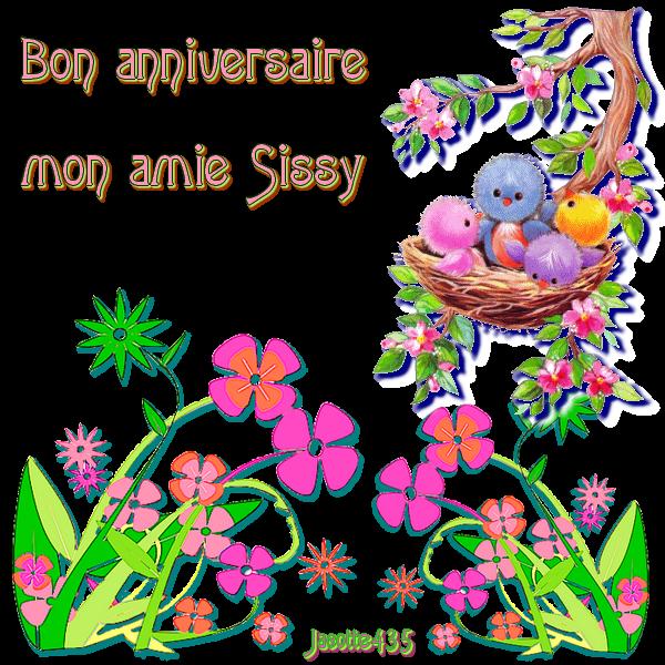~♥~ ♫ ☼ ♫ 27 MARS ♫ ☼ ♫ BON ANNIVERSAIRE ♫ ☼ ♫ SISSY ♫ ☼ ♫ ~♥~ http://sissy27.skyrock.com/