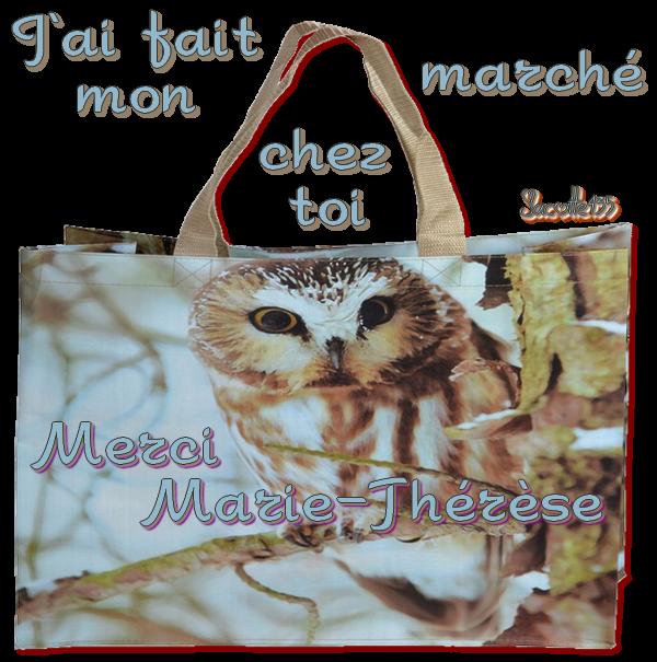 (☼♥☼) J'AI FAIT MON MARCHÉ (☼♥☼) HIBOUX (☼♥☼) MERCI MARIE-THÉRÈSE (☼♥☼) http://capucine55500.skyrock.com/ (☼♥☼) (☼♥☼) MERCI MARION & VALERIE (☼♥☼)