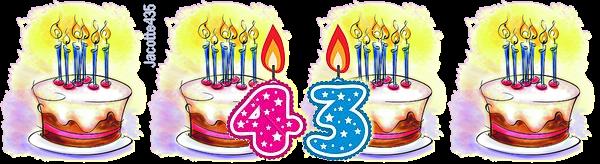 ~♥~ ♫ ☼ 25 AVRIL ☼ ♫ BON ANNIVERSAIRE ♫ ☼ 43 ANS ☼ ♫ POUR TOI ISAUT ♫ ☼ ~♥~ ~♥~ http://isaut41.skyrock.com/ ~♥~  ☼ ♫ ~♥~ ♫ ☼ 39 ANS ☼ ♫ POUR TOI NUTSY ♫ ☼ ~♥~ ~♥~ http://nutsy7801.skyrock.com/ ☼ ♫ ~♥~
