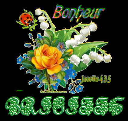 (☼♥☼) ♫ ☼ ♫ BON 1er MAI ~♥♫♥~ MUGUET ~♥♫♥~ PORTE-BONHEUR ~♥♫♥~ MERCI ~♥♫♥~ BRIGITTE ~♥♫♥~ KELLY ~♥♫♥~ TOPHER  ~♥♫♥~ LES 3 COLOMBES ♫ ☼ ♫ (☼♥☼) ~♥♫♥~ http://les3colombes.com/signatures/signaturesemaine/ ~♥♫♥~