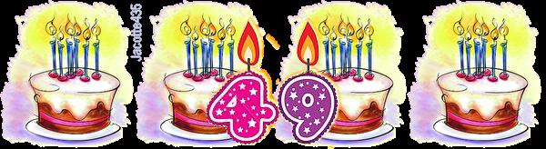 ~♥~ ♫ ☼ 9 MAI ☼ ♫ BON ANNIVERSAIRE ♫ ☼ 49 ANS ♫ ☼ ♫ POUR TOI VALÉRIE ☼ ♫ ~♥~ ~♥~ ♫ ☼ http://valeriedu92.skyrock.com/ ☼ ♫ ~♥~
