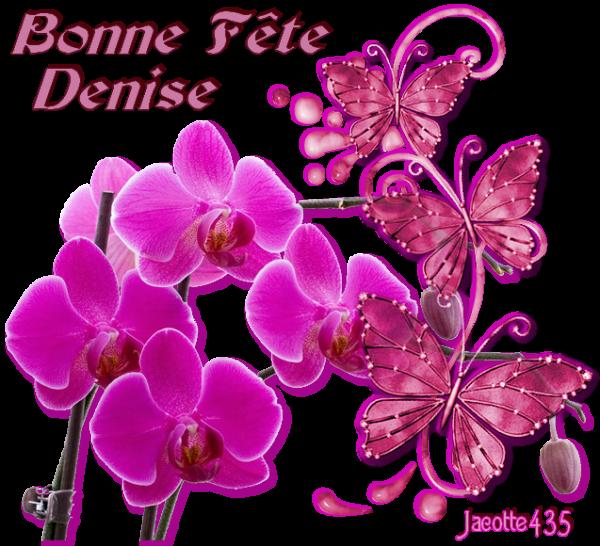 (☼♥☼)~♥~ ☼ ♫ ☼ 15 MAI ☼ ♫ BONNE FÊTE ♫ ☼ MON AMIE ☼ ♫ DENISE ☼ ♫ ☼ ~♥~(☼♥☼)