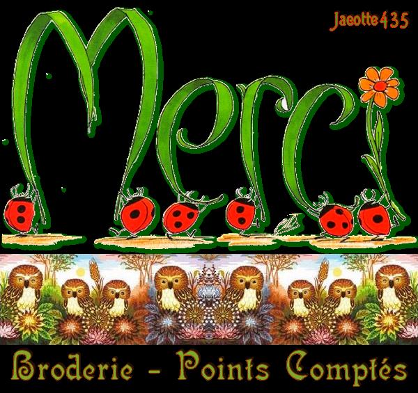 (☼♥☼) ♫ ☼ MERCI MONIQUE ~♥*♥~ MES BRODERIES ~♥*♥~ POINTS COMPTÉS ☼ ♫ (☼♥☼) (☼♥☼) ♫ ☼ DANS UNE AUTRE VIE ☼ ♫ (☼♥☼)