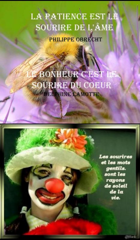 ~♥~ ☼ ♫ UN SOURIRE ~♥~ NE COÛTE RIEN ~♥~ LE SOURIRE ~♥~ EST UN TRÉSOR ♫ ☼ ~♥~