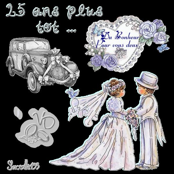 ~♥~ ♫ ☼ 05 JUILLET ~♥~ BON ANNIVERSAIRE 25 ANS de MARIAGE ~♥~ VALÉRIE & DIDIER ~♥~ NOCES d'ARGENT ~♥~  http://angorra.skyrock.com/ ☼ ♫ ~♥~