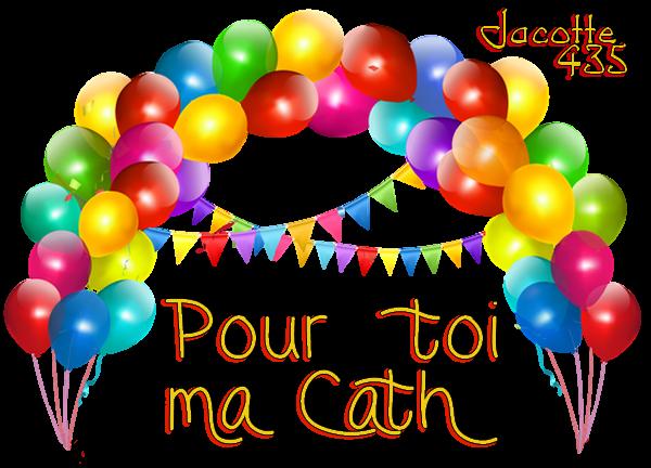 (☼♥☼) ~♥~ ♥♫♥ ~♥~ 16 JUILLET ~♥~ BON ANNIVERSAIRE ~♥~ MA CATH ~♥~ ♥♫♥ ~♥~ (☼♥☼) ~♥~ ♥♫♥ ~♥~ http://signaturesdecoklane.eklablog.com/ ~♥~ ♥♫♥ ~♥~