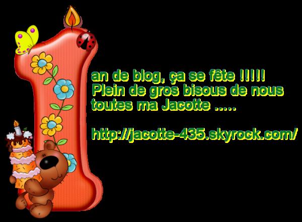 (☼♥☼) ♥♫♥ 26 JUILLET ~♥~ 1 AN DE BLOG ~♥~ CADEAUX RECUS ♥♫♥ (☼♥☼) ~♥~ 02 ~♥~ ~♥~ http://mamietitine.centerblog.net/ ~♥~