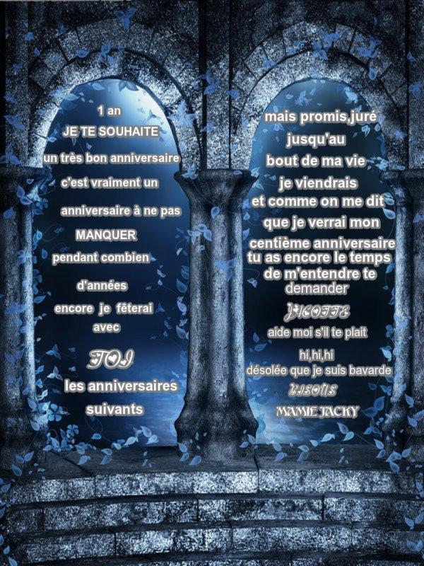 (☼♥☼) ♥♫♥ 26 JUILLET ~♥~ 1 AN DE BLOG ~♥~ CADEAUX RECUS ♥♫♥ (☼♥☼) ~♥~ 07 ~♥~ MERCI LES COPINETTES -4 ~♥~ EN CRÉATION
