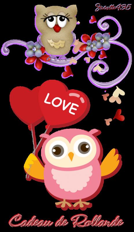 (☼♥☼) ~♥~ ~♥♫♥~ CADEAUX DE ROLLANDE ~♥~ CHOUETTES & HIBOUX ~♥♫♥~ ~♥~ (☼♥☼) (☼♥☼) MERCI MA COPINETTE (☼♥☼) HEUREUSE de ton RETOUR (☼♥☼)